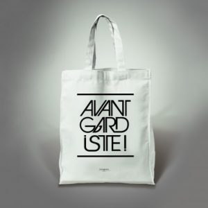 tote bag avant gardiste kingies