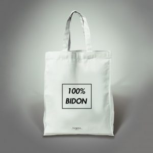 tote bag bidon kingies