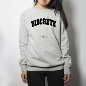 sweat shirt discrete kingies