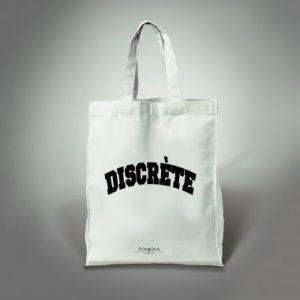 tote bag discrete kingies