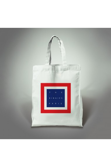 tote bag square bbr kingies