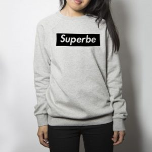 sweat shirt superbe kingies